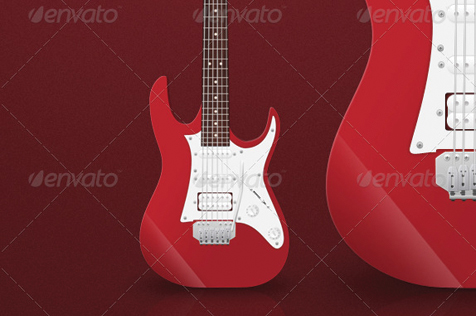 Electric Guitar + SWF